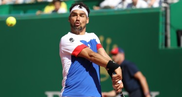ATP SIDNEY : Fognini cede al terzo contro Medvedev