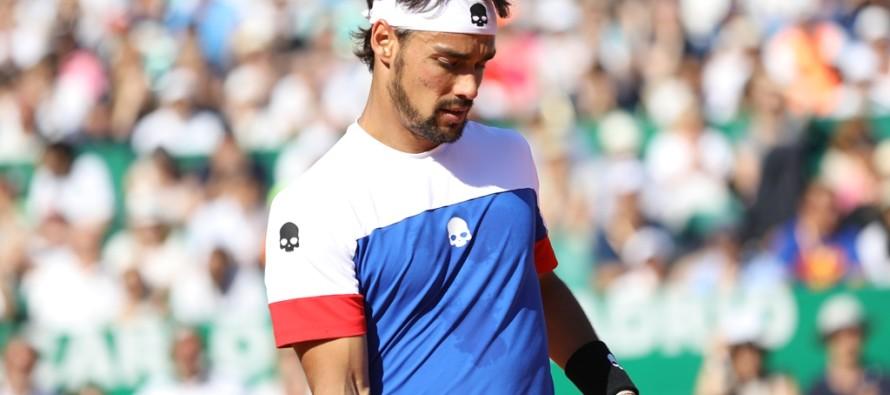 ATP SIDNEY : Fognini supera Mannarino, semifinale