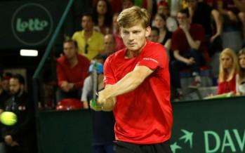 ATP FINALS : David Goffin in finale, Roger Federer si arrende al terzo