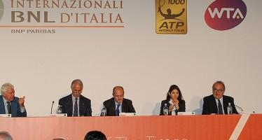 INTERNAZIONALI BNL D'ITALIA : Il presidente Mattarella assisterà alla finale