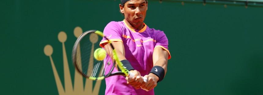 MONTE-CARLO ROLEX MASTERS : Rafael Nadal in semifinale