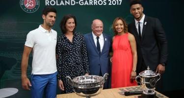 ROLAND GARROS : Nadal dalla parte di Djokovic, Murray con Wawrinka, non male gli italiani