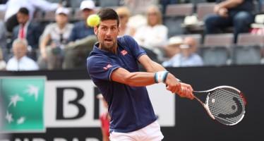 IBI 2017 : Novak Djokovic elimina Aljaz Bedene