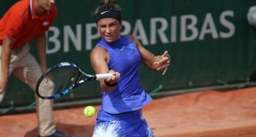 ROLAND GARROS : Sara Errani torna alla vittoria superata Misaki Doi