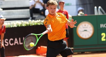 IBI 2017 : David Goffin tre set per superare Bellucci