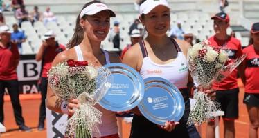 IBI 2017 :  Doppio femminile a Martina Hingis e Chan Yung-Jan