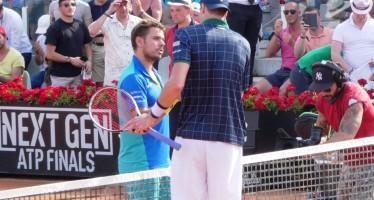 IBI 2017 : John Isner elimina Wawrinka
