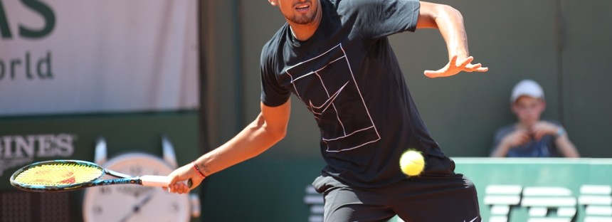 Roland Garros: avanzano Kyrgios, Del Potro e Dolgopolov