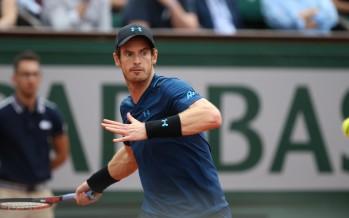 ROLAND GARROS : Andy Murray cede un set