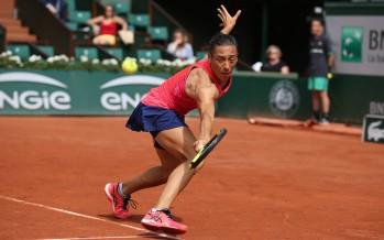 Roland Garros: Francesca Schiavone saluta Parigi, 62, 64 per la Muguruza