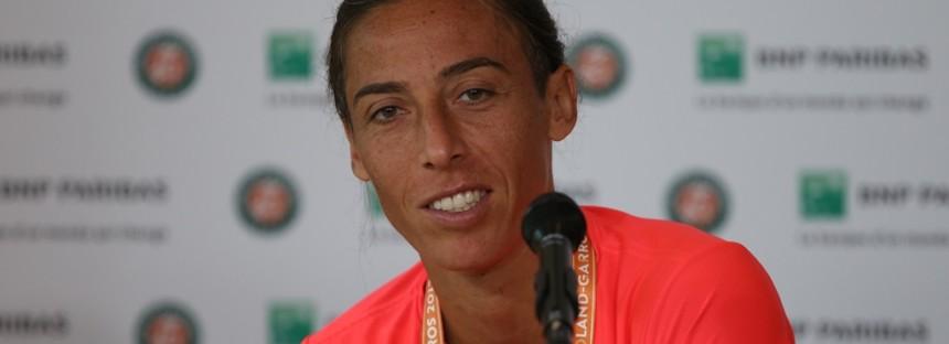 Francesca Schiavone lascia il tennis