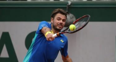 ROLAND GARROS : Stan Wawrinka in semifinale, passeggiata contro CIlic