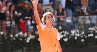 IBI 2017 : Profumo di gioventù al Foro, Alexander Zverev in finale.