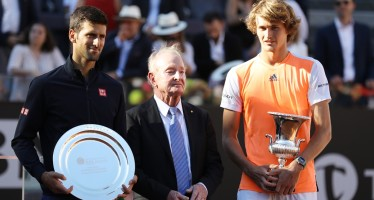 IBI 2017 : Alexander Zverev re del Foro Italico, Djokovic cede in due set