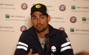 Rolex Paris Masters : Fucsovic abbandona, Fognini sfida con Federer