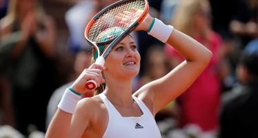 ROLAND GARROS : Kristina Mladenovic elimina Muguruza