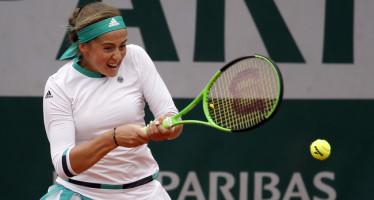 ROLAND GARROS : Jelena Ostapenko vento di gioventù al Roland Garros