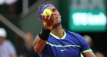 ROLAND GARROS : Nadal passeggia contro Basilashvili