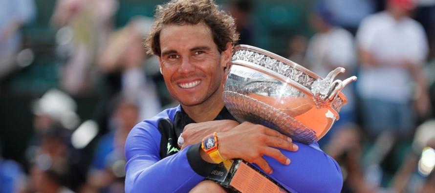 ROLAND GARROS : I record di Rafael Nadal