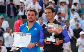 ROLAND GARROS : Rafael Nadal una finale dominata