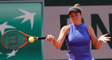 ROLAND GARROS : Elena Svitolina ai quarti, Martic regala