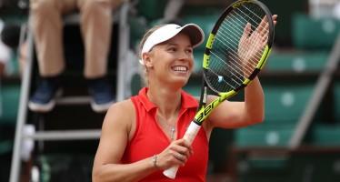 ROLAND GARROS : Il ritorno della Wozniacki, superata Kuznetsova.