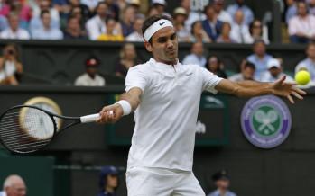 WIMBLEDON : Roger Federer supera l'ostacolo Zverev