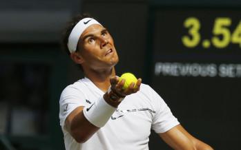 WIMBLEDON : Nadal cede a Muller 15-13 al quinto