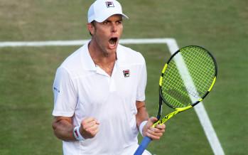 WIMBLEDON:  Sam Querrey in semifinale Andy Murray saluta Londra