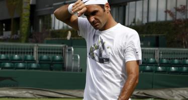 """WIMBLEDON : Roger Federer """"Non avrei mai sperato di iniziare cosi il 2017"""""""