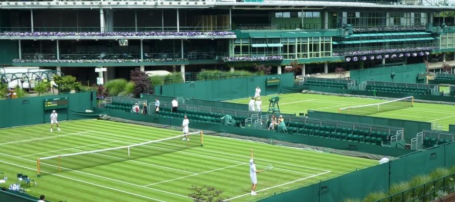 WIMBLEDON : Oggi Federer e Djokoivc, Lorenzi contro Donaldson