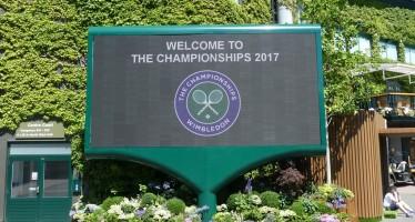WIMBLEDON : Oggi in campo Federer e Djokovic,tre italiani al debutto