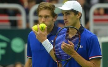 COPPA DAVIS : Alla Francia il doppio, finale ad un passo