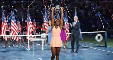 US OPEN : Sloane Stephens regina di New York