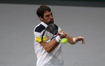 ROLEX PARIS MASTERS : Chardy elimina Simon, vincono anche Haase,Gojowczyk e Krajinovic