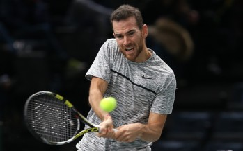 ROLEX PARIS MASTERS :  Mannarino implacabile contro Ferrer
