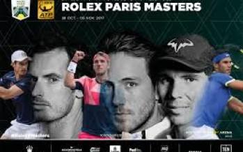 ROLEX PARIS MASTERS : Forfait di Roger Federer e Gael Monfils