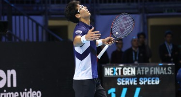 AUS OPEN : Hyeon Chung vola in semifinale