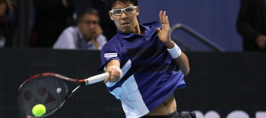 NextGen ATP Finals : Chung di misura su Quinzi