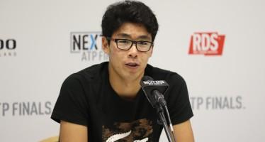 """NextGen ATP Finals : Hyeon Chung """"Sto giocando meglio di giorno in giorno"""""""