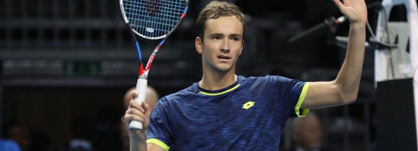 NextGen ATP Finals : Danil Medvedev facile contro Jared Donaldson