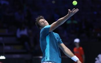 """NextGen ATP Finals : Gianluigi Quinzi """"Sento che non sono lontano da questi livelli"""""""