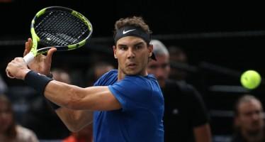 ROLEX PARIS MASTERS :  Rafael Nadal vittoria e n°1 a fine anno