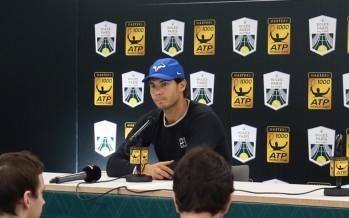 ROLEX PARIS MASTERS : Rafael Nadal si ritira, ancora problemi al ginocchio