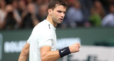 ATP FINALS : Grigor Dimitrov vince il suo primo Ma