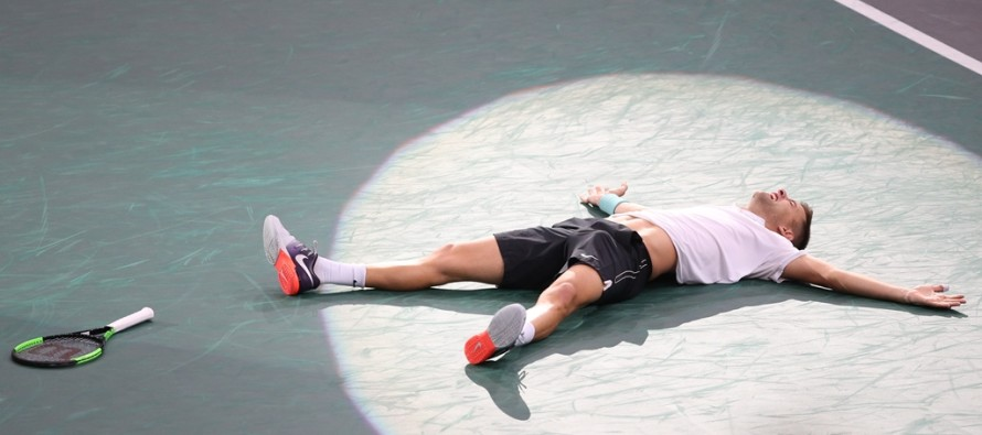 ROLEX PARIS MASTERS : Senzazionale Krajinovic, elimina Isner e va in finale