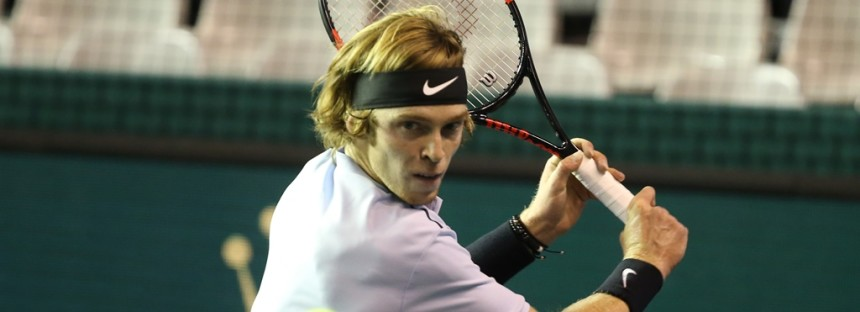 NextGen ATP Finals : Andrey Rublev in semifinale, battuto Shapovalov