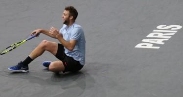 ROLEX PARIS MASTERS : Jack Sock si aggiudica la finale