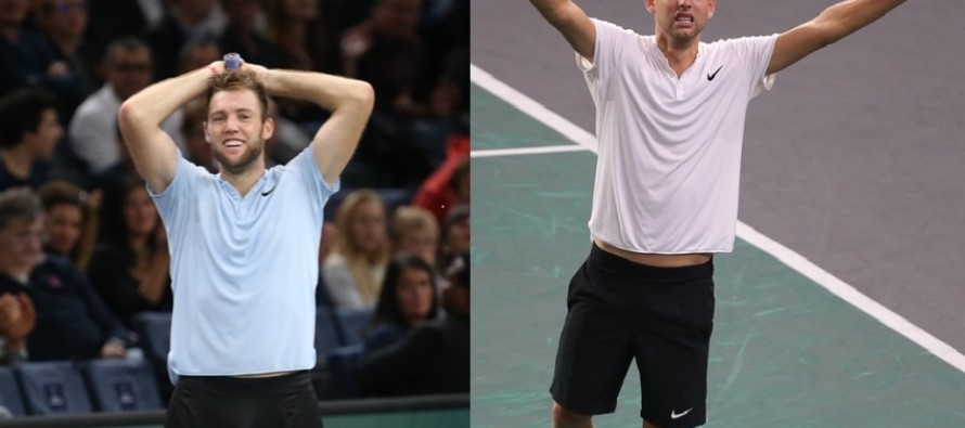 ROLEX PARIS MASTERS : Sock – Krajinovic finale aperta