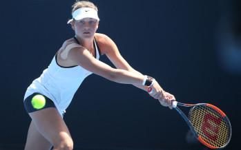 AUS OPEN : Marta Kostyuk, 15 anni al 3° turno
